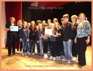Coro giovanile della Provincia del VCO